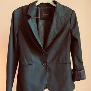 The Limited All Season Black Suit Jacket Size 4